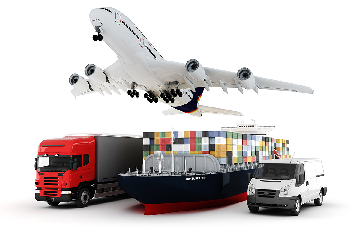 Air Freight from UK