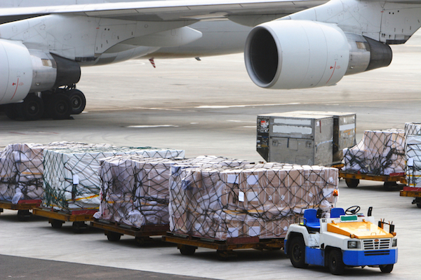 Fall in Air Freight Demands