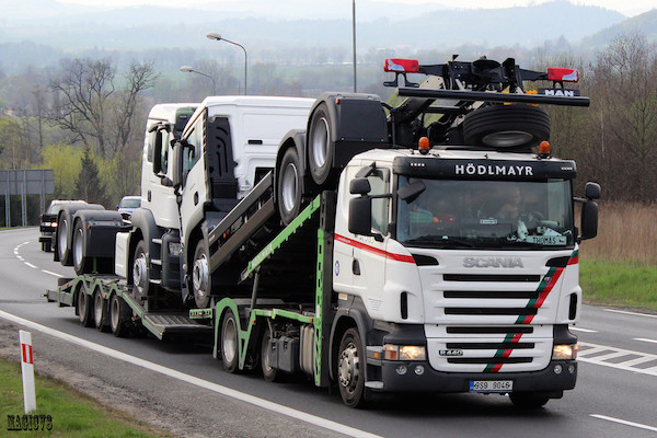 Shortages of vehicle distribution capacity across Europe