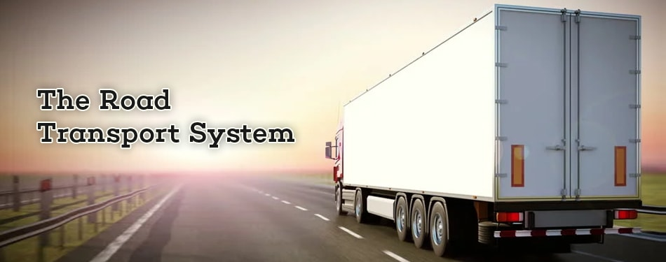 The Road Transport System: its benefits and drawbacks