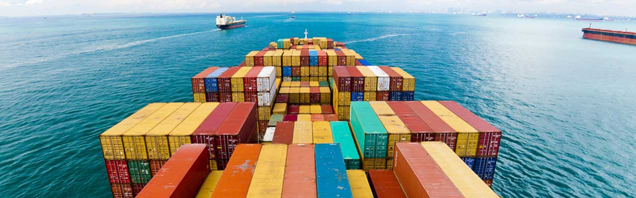 Container Shipping from UK to